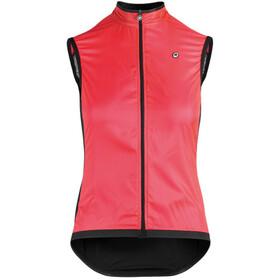 assos Uma GT Wind Vest Summer Damen diva pink